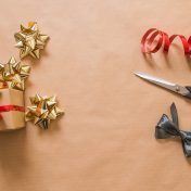 How to stop and keep satin ribbon ends from fraying